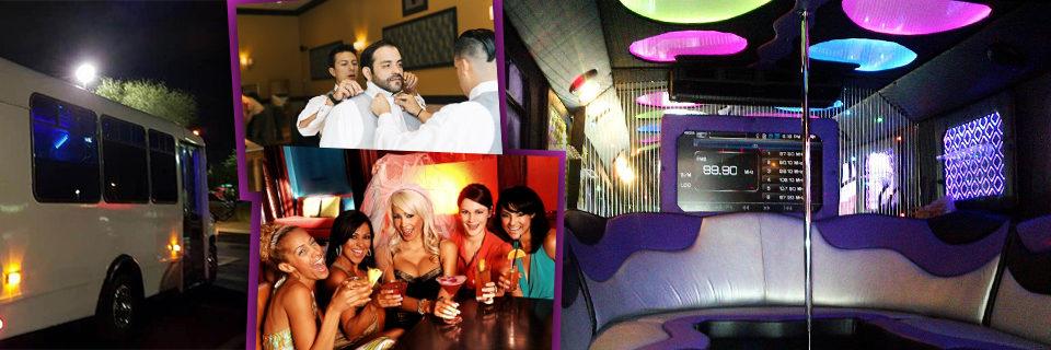 Party & Event Transportation